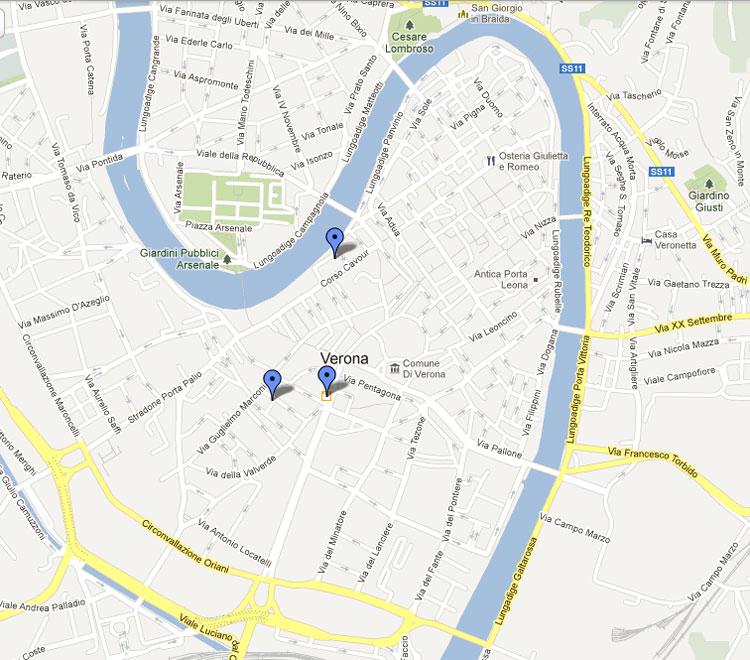 Residence Verona centro